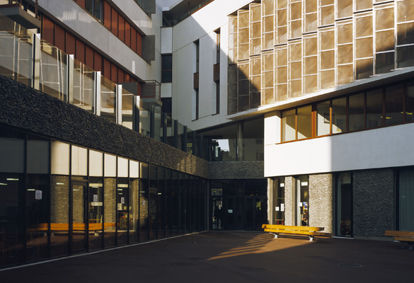 Georges Mandel High School - Issy les moulineaux