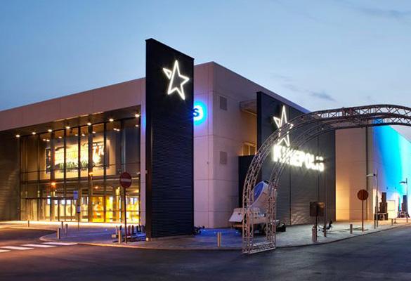 Kinepolis Cinema - Brugge