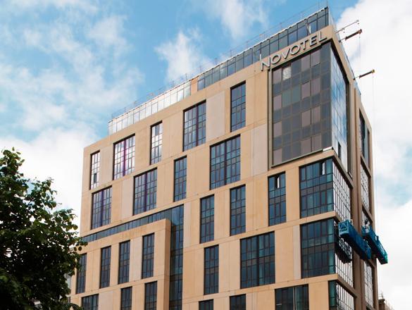 Black Friars - London Concrete panels