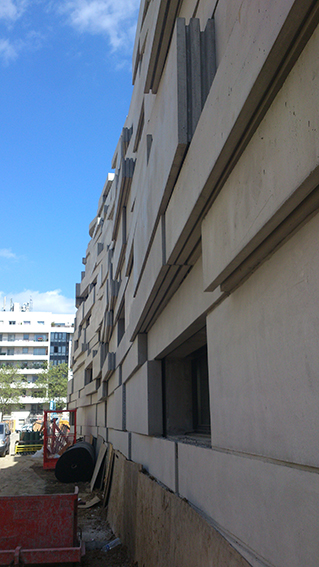 School Van de biodiversiteit-Rives de Seine , Boulogne