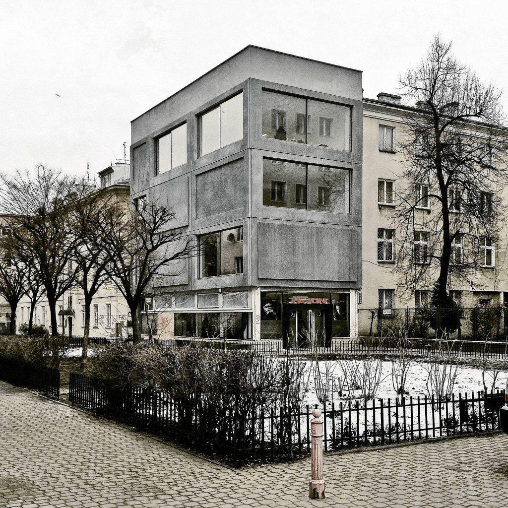 Varsovie - Foksal Gallery