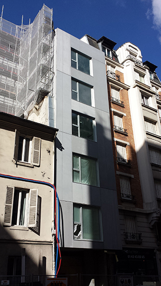 Paris - Disabled people care facility