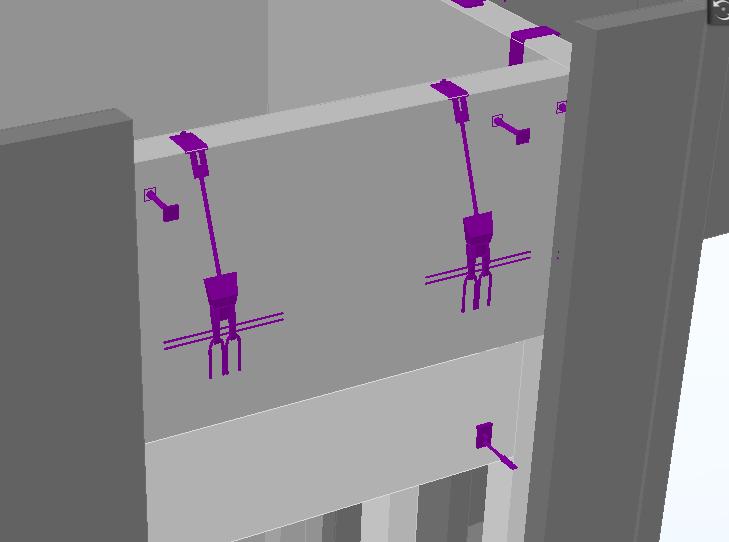 BIM Fixi 3D hangers