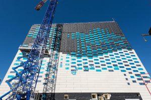 Concrete Fasteners at la MECA