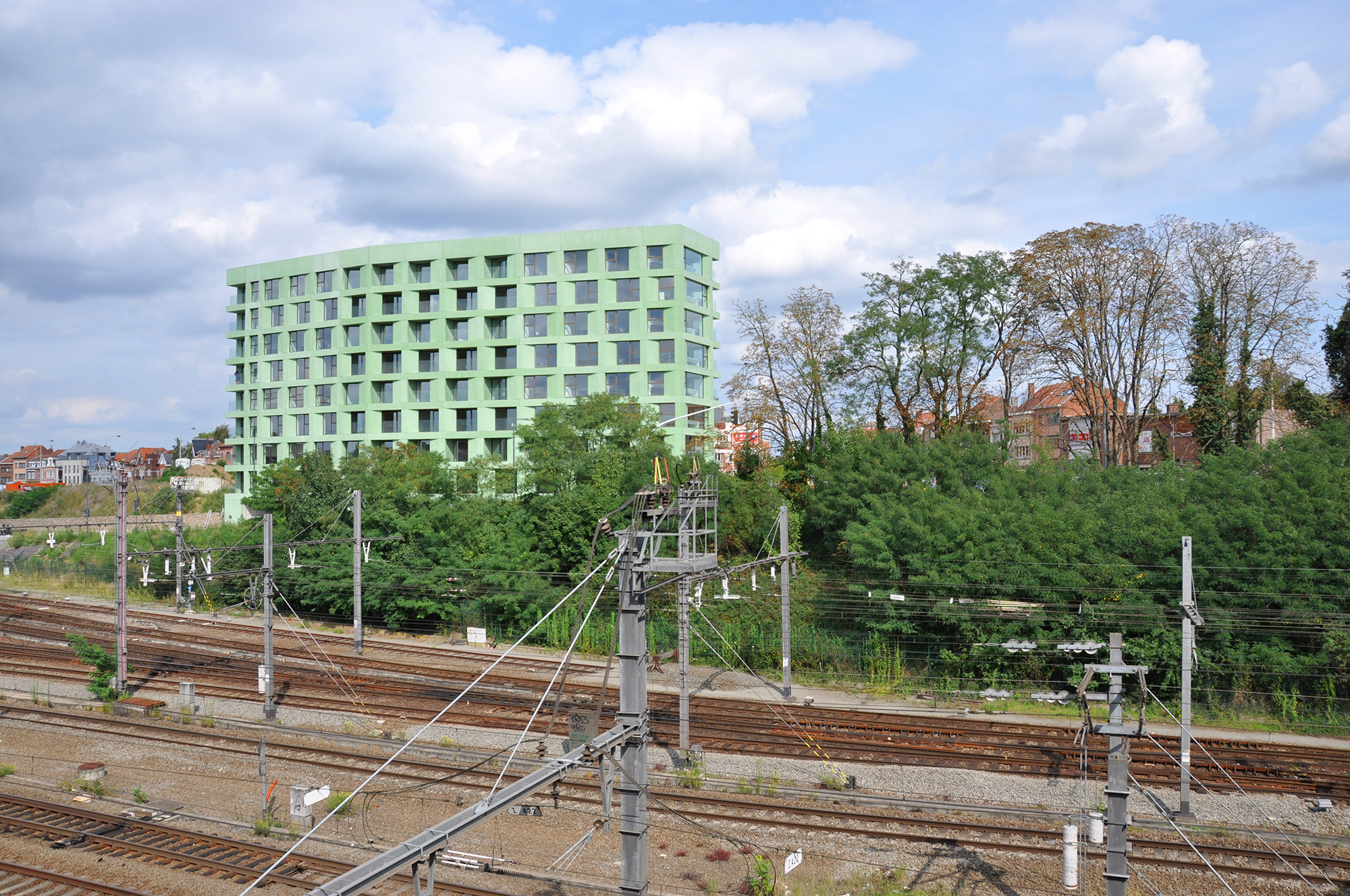 Woods - Leuven